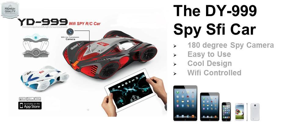 Rc tank spy toys app controlled wireless spy tank rovospy remote.